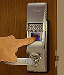 The 1Touch Fingerprint Lock