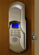 Biometric Deadbolt - BioBolt X2
